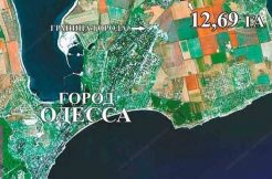 Plot of land sale in Odessa Region