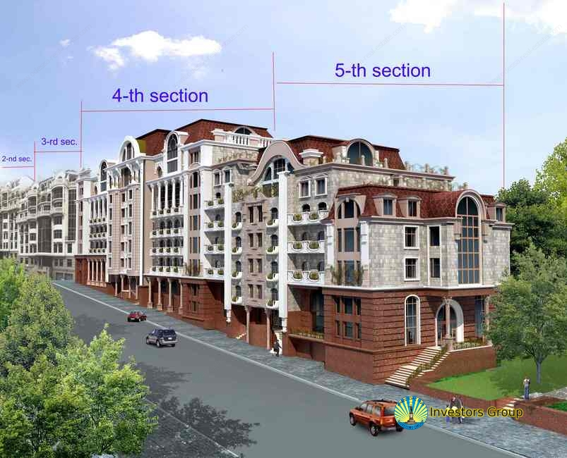Investment property for sale in Odessa Ukraine