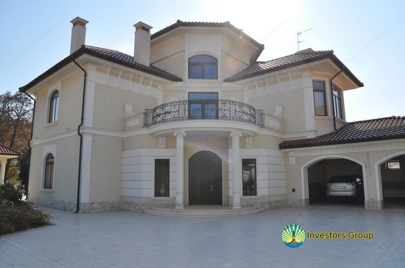 Sale Lux Vip House in Odessa Ukraine