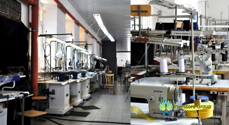 Sale of operating factory in Odessa