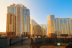 """Sale new apartment in new house """"7 Pearl"""" in Odessa Arcadia"""