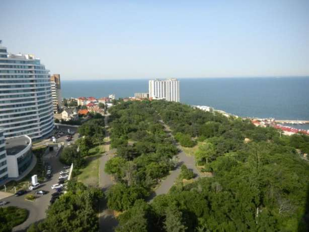 Sale 2 room 1-bedroom flat by the sea in Odessa