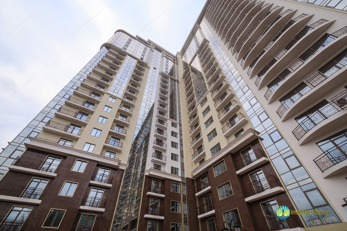 Sale New apartments Odessa 9 Pearl