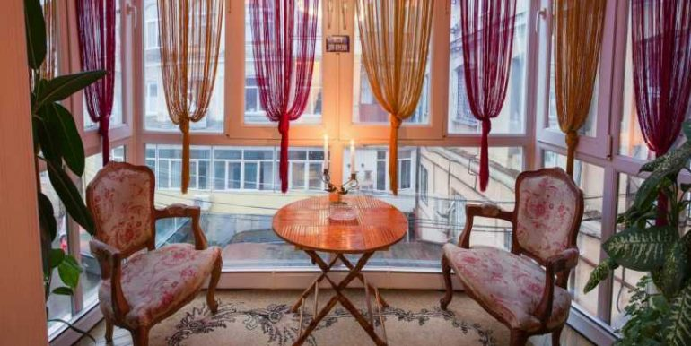 Sale 3 room Odessa Apartment on Deribasovskaya,photo 1