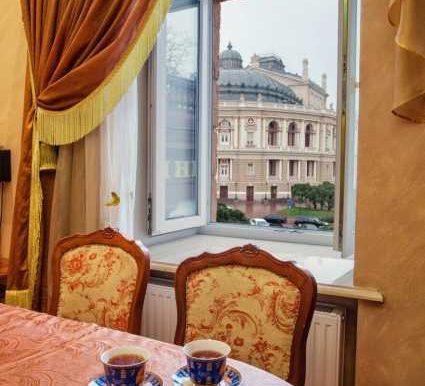Sale 3 room Odessa Apartment on Deribasovskaya,photo 6
