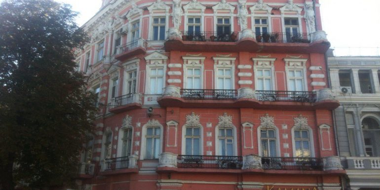 Sale apartment in Odessa with 6 rooms