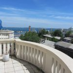 Apartment sale in historical part of Odessa, with view of the sea