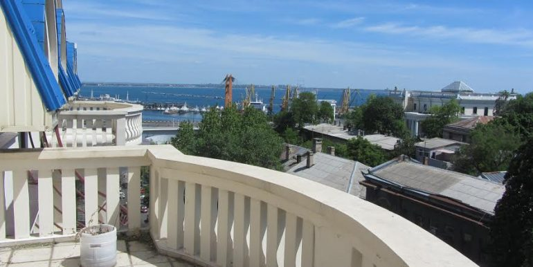 Apartment sale in New house historical part of Odessa, with view of the sea