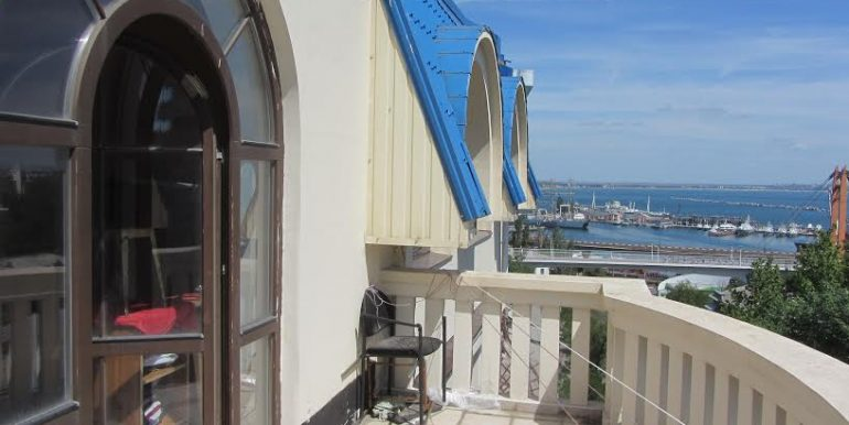 Apartment sale in New house historical part of Odessa, with view of the sea , photo 10