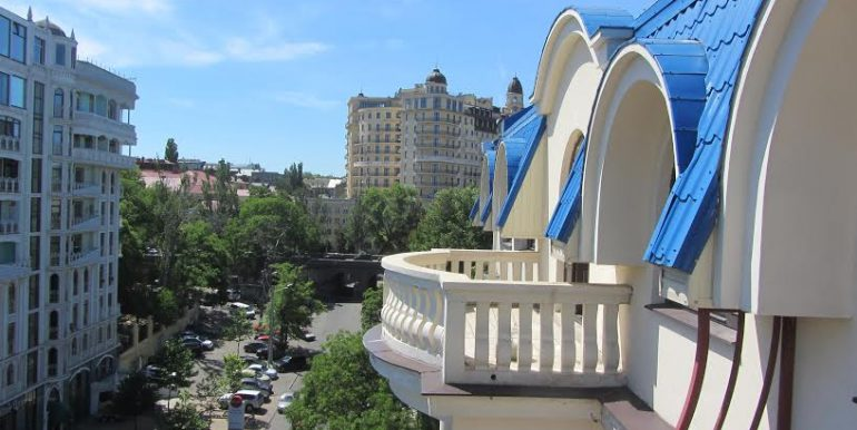 Apartment sale in New house historical part of Odessa, with view of the sea , photo 9