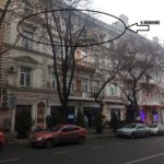 Apartment in the historic center of Odessa for business