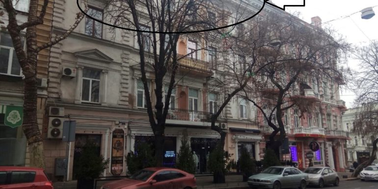 Apartment in the historic center of Odessa for business, photo 4