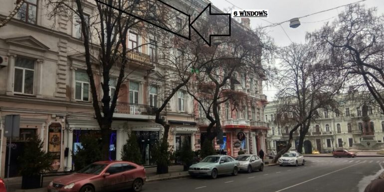 Apartment in the historic center of Odessa for business, photo 5