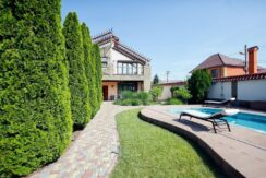 Sale 4 bedroom house in Odessa Ukraine with pool